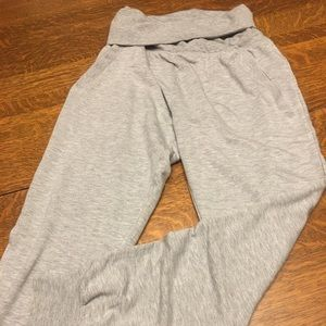 Loose fitting jogger